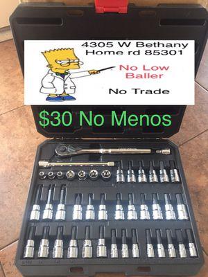 $30 No Menos ($30 No Less) Craftsman Torx Set for Sale in Glendale, AZ