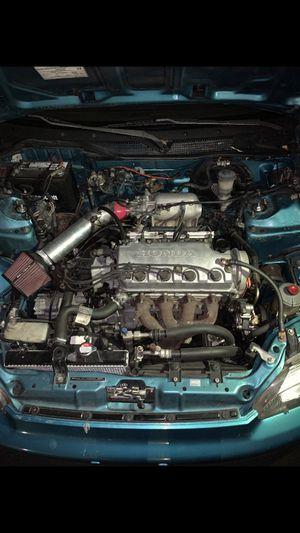 1992 Honda Civic Hatchback EG for Sale in Tempe, AZ