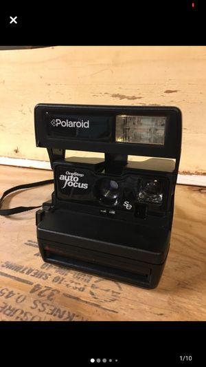 Polaroid Camera for Sale in Bristol, RI