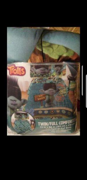 Trolls Bedding Set New in Packaging for Sale in Clovis, CA