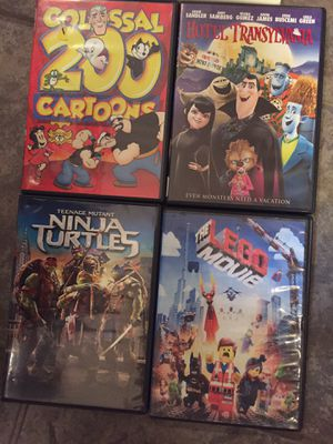 Kids dvds for Sale in Pasco, WA