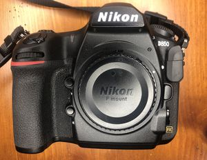 Nikon D850 for Sale in Port St. Lucie, FL