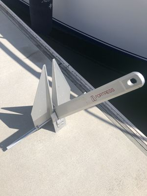 Fortress FX-37 boat anchor for Sale in San Diego, CA