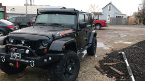 2010 Jeep Wrangler Mountain editions for Sale in Plymouth, OH