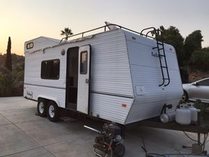 2001 toy hauler Fun Runner for Sale in Bonsall, CA