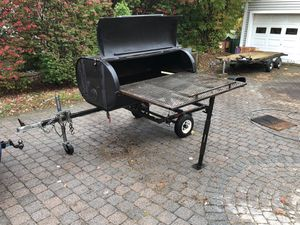 BBQ smoker- Whole Hog Roaster on trailer for Sale in Dover, NJ