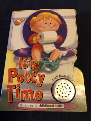 It's Potty Time for boys for Sale in Washington, DC
