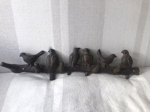 Brown Metal Bird Coat Hanger for Sale in Arlington, VA