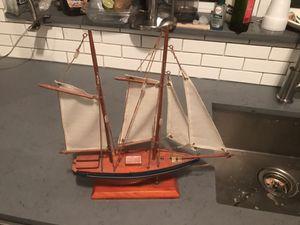 Sailboat decoration for Sale in Fort Lauderdale, FL