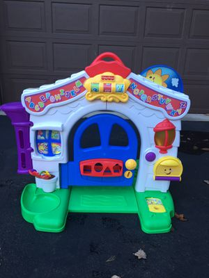 Fisherprice Playhouse Kids Toy for Sale in Pittsburgh, PA