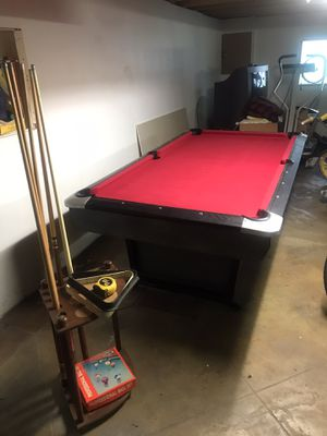 Pool table for Sale in River Forest, IL