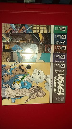 Usagi Yojimbo The Hidden Comic Books for Sale in Lakewood, WA
