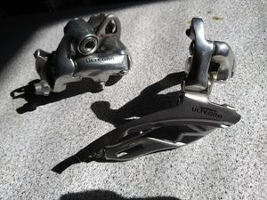 Ultegra derailleurs set 2×8 for Sale in San Diego, CA