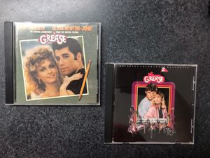 Grease and Grease 2 Soundtracks for Sale in Preston, CT