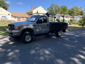2001 Ford F-350 w/plow for Sale in Beacon Falls, CT