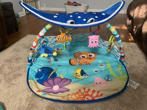 Nemo light up musical play gym for Sale in San Antonio, TX