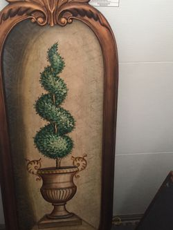 Mediterranean topiary picture for Sale in Torrance,  CA