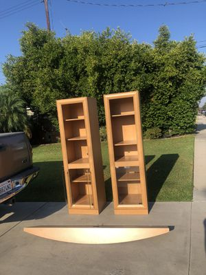Shelves for books , decorations , or stuff for Sale in Glendora, CA