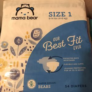 Size 1 Diapers for Sale in Fulton, NY