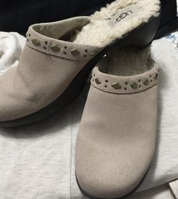 UGG Suede Clogs-Size 9 for Sale in Youngsville,  NC