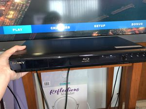 Sony Blu Ray DVD player for Sale in Ocean Shores, WA