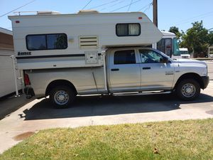 Lance Overhead Camper for Sale in Hughson, CA