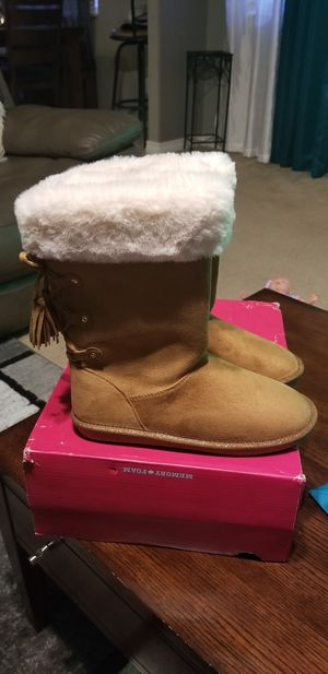 Boots for big Girl New for Sale in Adelanto, CA