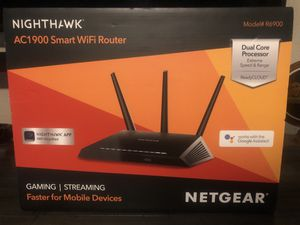 Nighthawk AC1900 Smart WiFi Router for Sale in Clermont, FL