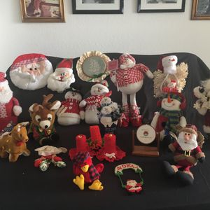 Lots Of Christmas Decor for Sale in Windermere, FL