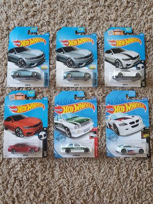 BMW M Series Hot Wheels for Sale for Sale in Buena Park, CA