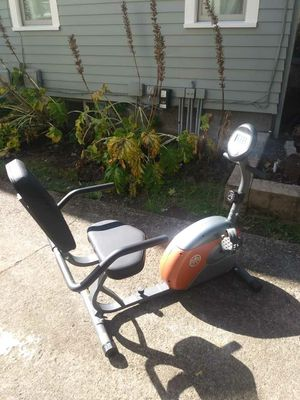 Recumbent Exercise Bike for Sale in Vancouver, WA