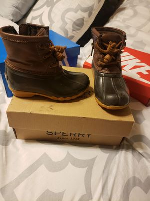 Sperry Rain boots for Sale in Houston, TX