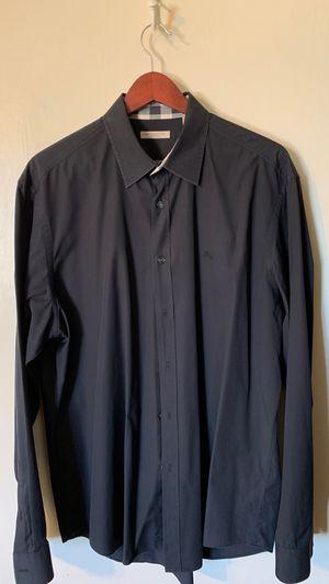 Burberry long shirt for Sale in Chandler, AZ