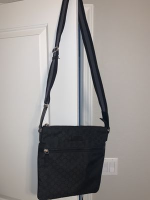 Gucci Messenger Bag All Black for Sale in Tracy, CA