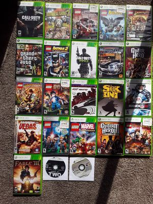 Xbox 360 Games for Sale in Antioch, CA