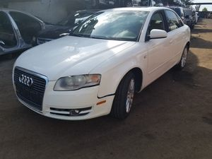 Audi a4 for part out 2007 for Sale in Opa-locka, FL