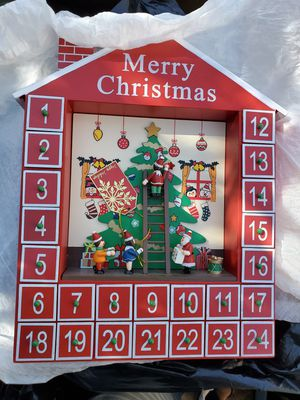 25 days of Christmas counting down for Sale in Pittsburg, CA