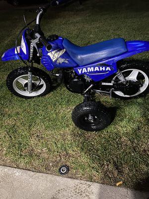 2004 Yamaha PW50 (50cc) kids dirt bike (price is firm) for Sale in Fontana, CA
