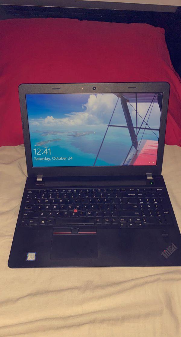 """Lenovo ThinkPad E570 15.6"""" *mint condition*"""