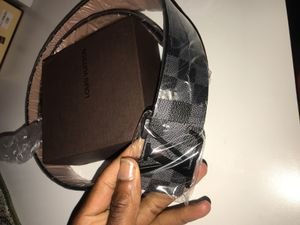Louis Vuitton Belt for Sale in Laurel, MD
