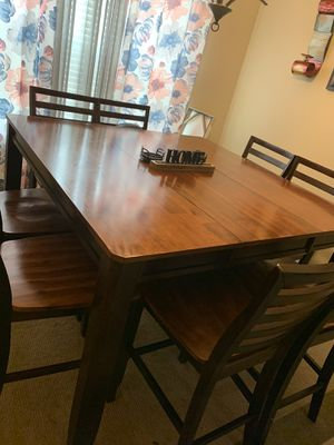 Dining Table with 8 chairs for Sale in Buda, TX