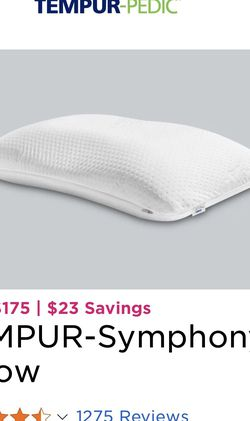 Brand New Tempur-Pedicure Sympony pillow for Sale in Tualatin,  OR