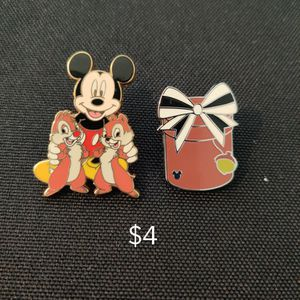 Disney Pin Chip And Dale Pins for Sale in El Monte, CA