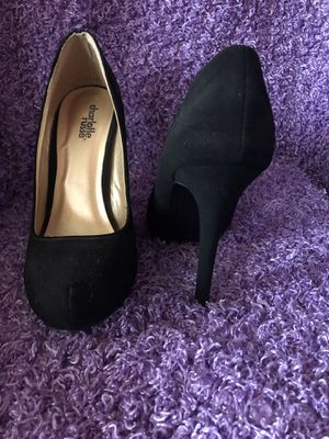 Black heels for Sale in Dundalk, MD