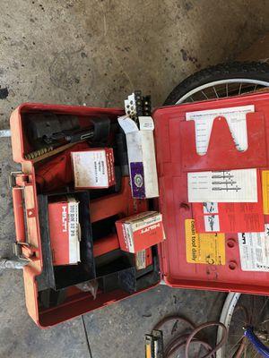 Ramset nail gun for Sale in El Cajon, CA