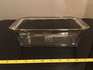 Pyrex bread pan for Sale in Philadelphia, PA