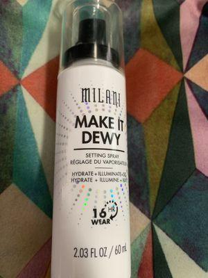 Milani Make It Dewy 3 In 1 Spray for Sale in La Habra Heights, CA