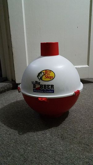 Big Bobber floating cooler. for Sale in Denver, CO