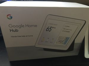 Google Home Hub for Sale in VINT HILL FRM, VA