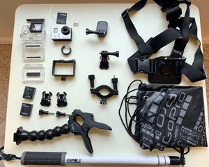 GroPro Hero 3+ with accessories for Sale in Hillsboro, OR